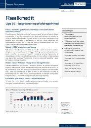 Realkredit Uge 51 - Danskebank Analyse - Danske Bank