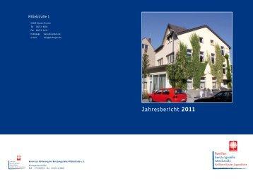 Jahresbericht 2011 (als PDF - Datei) - Online-Beratung