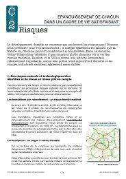 Risques - Vélizy-Villacoublay