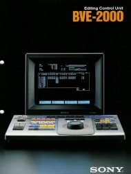 Microsoft PowerPoint - BVE-2000