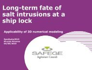 Long-term fate of salt intrusions at a ship lock.pdf - SimHydro 2010