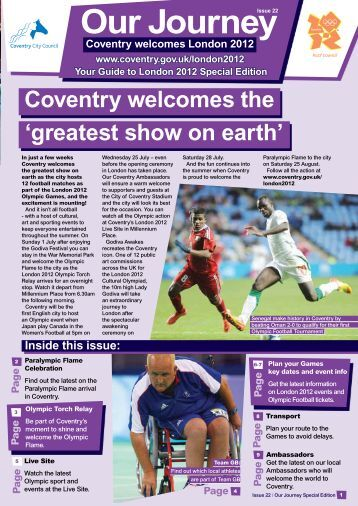 Edition 22 - Coventry 2012