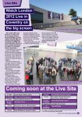 Edition 22 - Coventry 2012 - Page 5