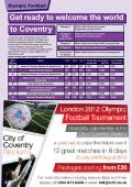 Edition 22 - Coventry 2012 - Page 6