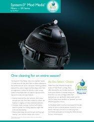 Sta-Rite System:3 Modular Cartridge Filter Brochure - Pool Center
