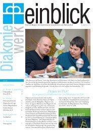 Ausgabe 01/13 - Ev. Kliniken Gelsenkirchen
