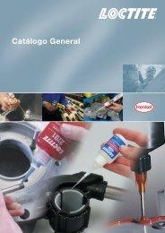 Catálogo General - Henkel