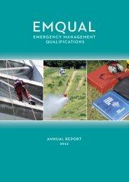 ANNUAL REPORT 2012 - emqual