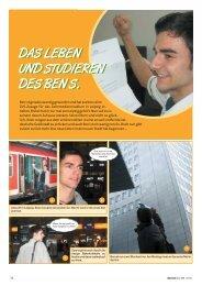 Fotostory: Das Leben und Studieren des Ben S. - zahniportal.de