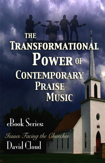 Download The Transformational Power Of Contemporary Praise Music
