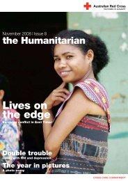 Lives on the edge - Australian Red Cross