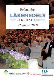 Ladda ner referat i pdf-format - Läkemedelsakademin
