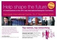 Special Deals Flyer - Enterprise Promotion Convention