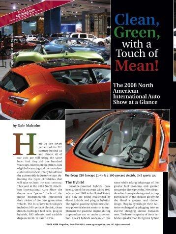 Detroit Auto Show:AGRR.qxd - USGlass Magazine