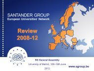 SG Review 2008-12 - Santander Group