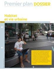 Habitat et vie urbaine - Ministère du Développement durable