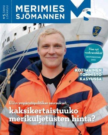 5 - Suomen Merimies-Unioni