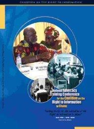 Building blocks - Commonwealth Human Rights Initiative