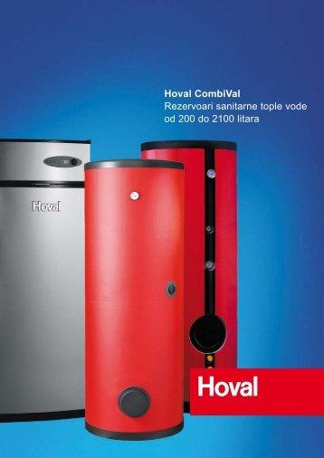 Hoval CombiVal Rezervoari sanitarne tople vode od 200 do 2100 ...