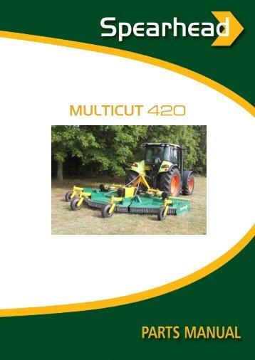 Multicut 420