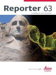 La revista de Leica Geosystems