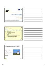 Koolitusmaterjalid - Riigi Infosüsteemi Amet