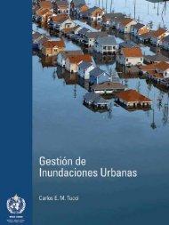Gestión de Inundaciones Urbanas - Global Water Partnership