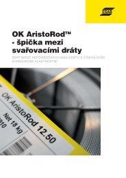 OK AristoRod - Products - Esab