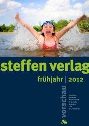 frühjahr | 2012 - Steffen Verlag