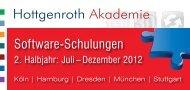hottgenroth-akademie.de - Hottgenroth Software
