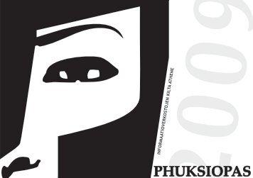 2009PHUKSIOPAS - Niksula - Aalto-yliopisto
