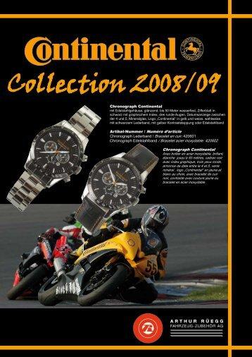 Collection 2008/09 - Arthur Rüegg Fahrzeug-Zubehör AG