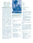 March/April 2004 - Alberta Continuing Care Association - Page 2