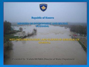 Flood Management Plan - INBO