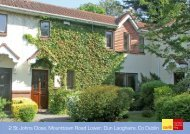 2 St Johns Close, Mounttown Road Lower, Dun Laoghaire ... - Daft.ie