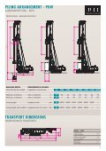 HYDRAULIC PILING RIG - CASAGRANDE GROUP - Page 5