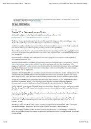 Banks Won Concessions on Tests - WSJ.com - Maths-fi.com