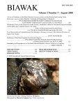 Volume 2 Number 3 - International Varanid Interest Group - Page 4