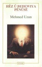 Mehmed Uzun Mehmed Uzun