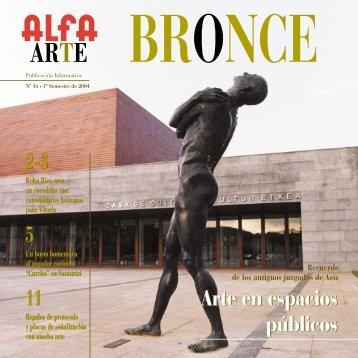 Nº 16 - Alfa Arte