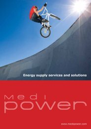 Energy supply services and solutions - Africa Com