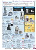 food processing equip. - Central Restaurant Products - Page 2