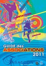Guide des associations - Tarascon