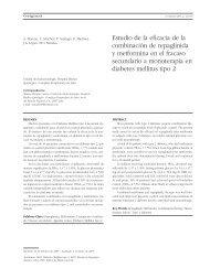 terapia de bomba aumentada por sensor de rutina en diabetes tipo 1, el estudio de interpretación