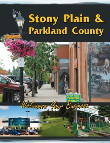 Business Relocation Guide - Town of Stony Plain