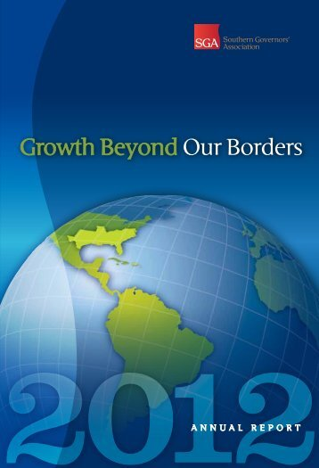 Growth Beyond Our Borders - Southern Governors