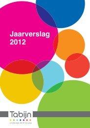 JAARVERSLAG TABIJN 2012 DEF  (low res.)