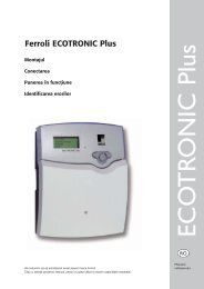 ECOTRONIC plus-mic.pdf - Ferroli
