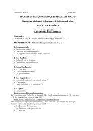 Rapport E.Wallon-sommaire