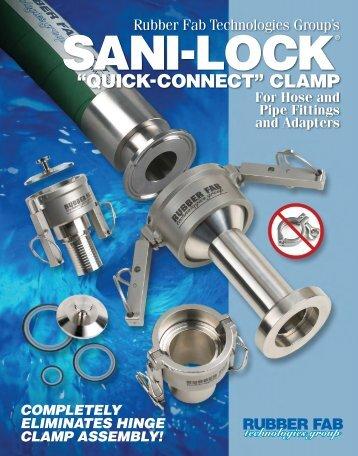 Sani-Lock® PDF - Rubber Fab Mold and Gasket